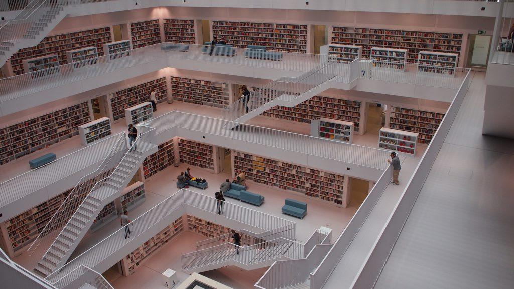Bücherei Stuttgart - LCHFplus unsere Bücher