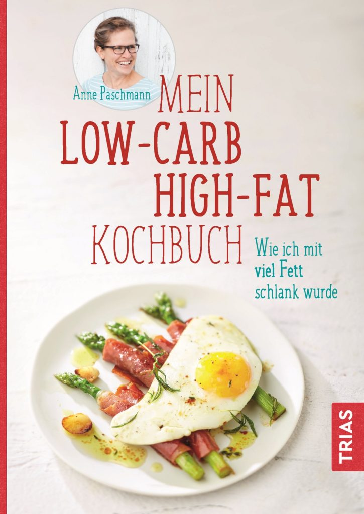 Cover Mein Low-Carb High-Fat Kochbuch