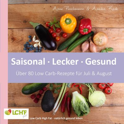 LCHF pur Cover Juli August