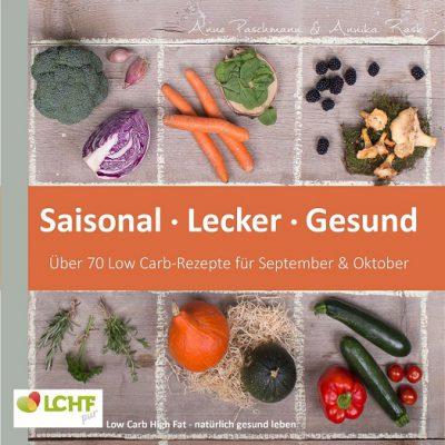 LCHF pur Cover September Oktober